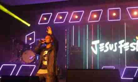 Jesus Warriors junto a Redimi2: Una noche IMPERDIBLE!