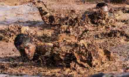 Pataleando en el fango de nuestro pecado