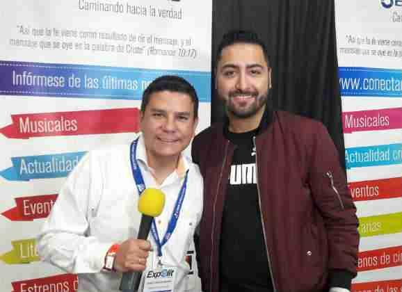 Roberto González presenta Videoclip «Háblanos Señor»