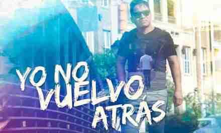 """Gudiel Delgado presenta el videoclip """"Yo No Vuelvo Atrás"""""""