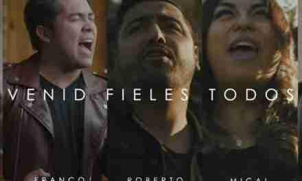 Roberto González junto a los más destacados salmistas chilenos presentan «Venid fieles todos»