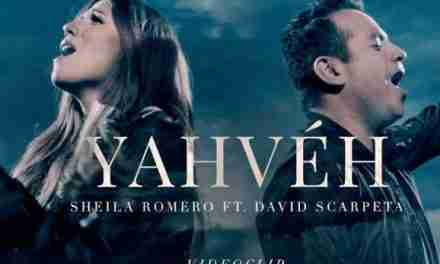 """Sheila Romero y David Scarpeta engrandecen el nombre de Dios con el tema  """"Yahvéh"""""""
