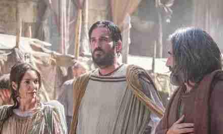"""La película """"Pablo, Apóstol de Cristo"""" se entrenará en Semana Santa"""
