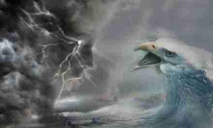 El águila, la serpiente, el barco y la mujer adúltera