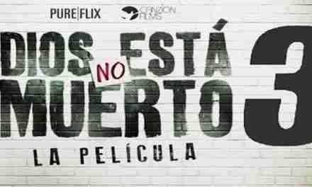 """""""Dios No Está Muerto 3″. La saga llega a su fin"""