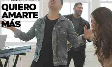 """Daniela Barroso estrena """"Quiero Amarte Más"""" a dúo con Luis Morales"""