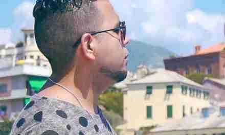"""Desde Italia Andrei canta """"De Mendigo a Príncipe"""""""