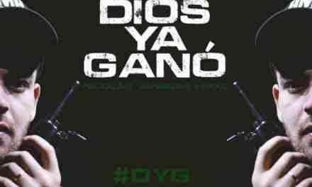 «Dios ya ganó» la nueva canción de Nicolás Vanegas HMXC