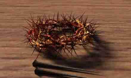 Jesús murió por ti y por mí