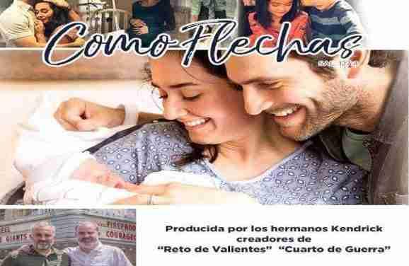 "Pronto ""Como Flechas"" en salas de cine de Latinoamérica"