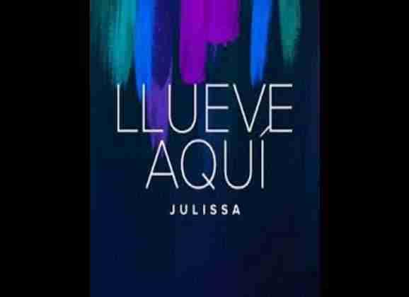 """Julissa lanza su nuevo álbum """"Llueve"""""""