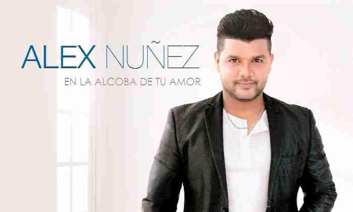 Alex Nuñez retorna con el álbum «En la Alcoba de tu Amor»