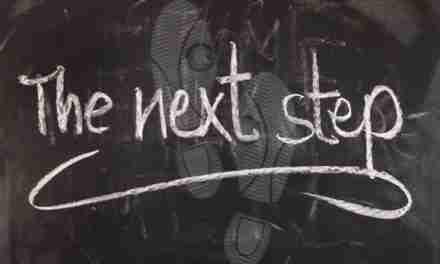 El próximo paso es reiniciar