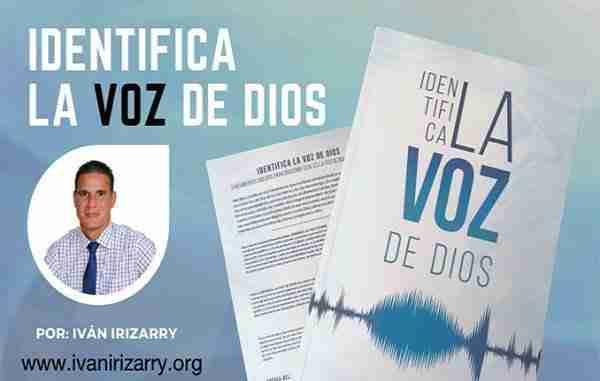 El pastor Iván Irizarry presente en Expolit con su libro «Identifica la Voz de Dios»