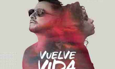 'Vuelve Vida', la nueva canción de Alex Campos