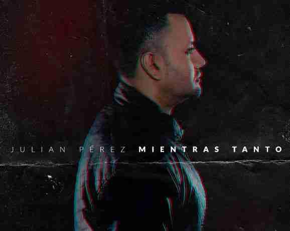 """Julián Pérez presenta en Expolit su nueva canción """"Mientras Tanto"""""""