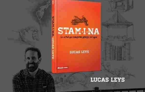 """El Dr. Lucas Leys presenta """"Stamina"""" para ayudar al liderazgo a permanecer creciendo a largo plazo"""