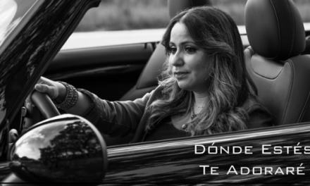 Rebecca Isabel estrena el videoclip de la canción «Dónde Estés Te Adoraré»