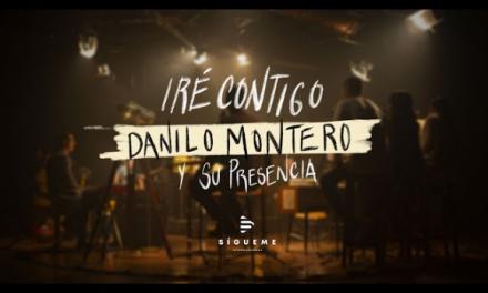 """Danilo Montero y Su Presencia presentan """"Iré Contigo"""""""