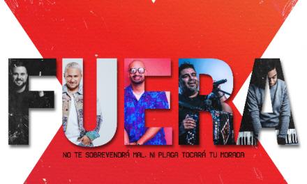 """""""Fuera X"""" lo nuevo de Nathan Ironside Feat Osmar Pérez, Dr P, Raúl Sánchez y David Lobo"""