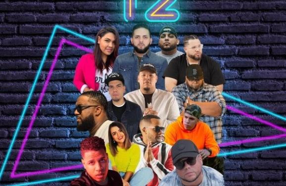 «Los 12», una producción musical que une a varios artistas con un mismo propósito