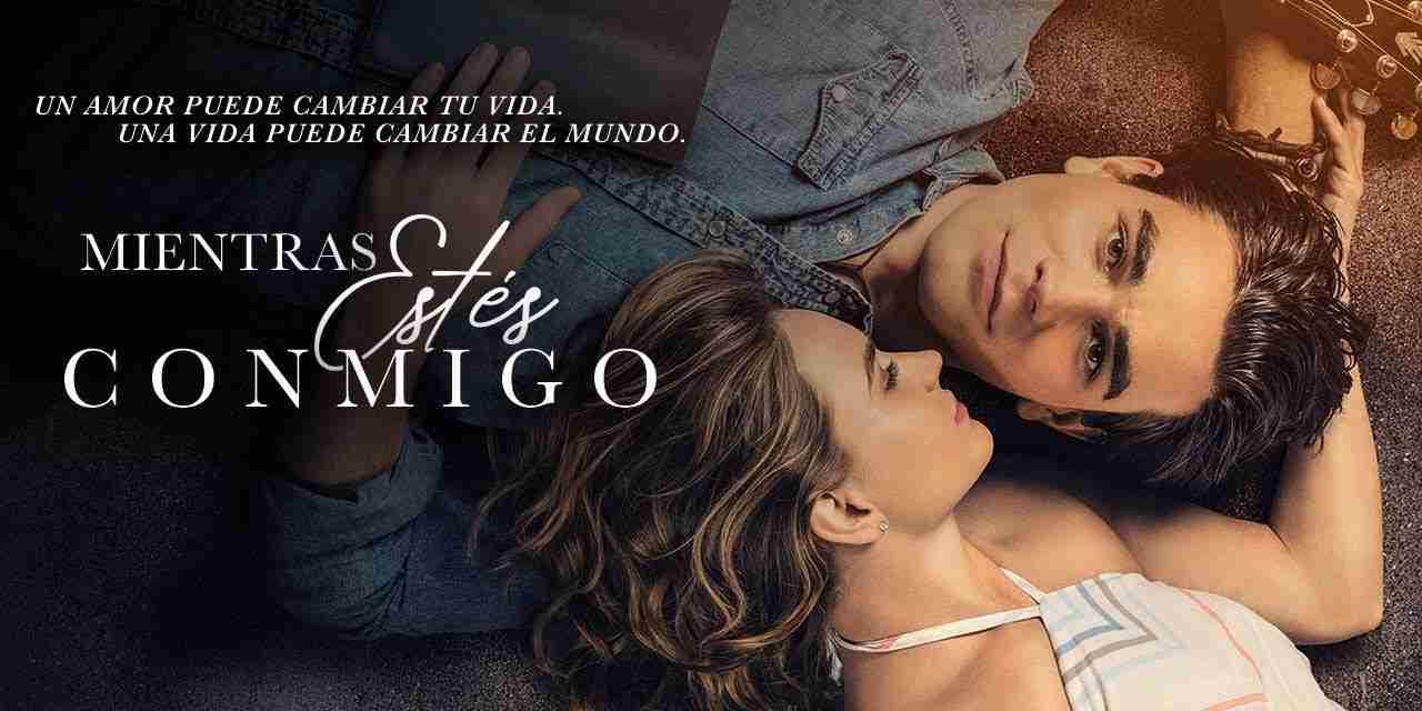 """""""Mientras estés conmigo"""": la historia de amor y fe de Jeremy Camp"""