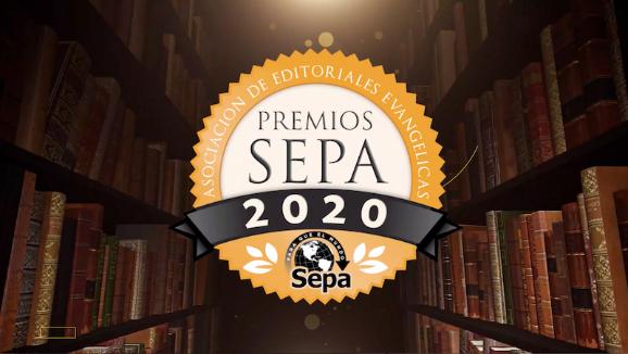 Lo mejor de la literatura evangélica en español fue galardonado en Premios SEPA 2020