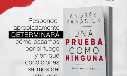"""""""Una Prueba Como Ninguna"""" El nuevo libro del Dr. Andres Panasiuk"""