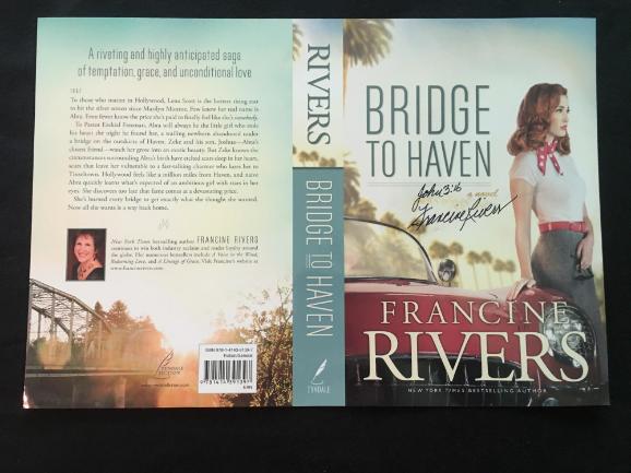 TYNDALE publicó «Puente al refugio» de Francine Rivers