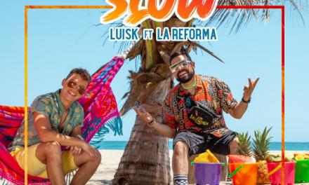 Luisk presenta «SLOW» junto a la Banda La Reforma
