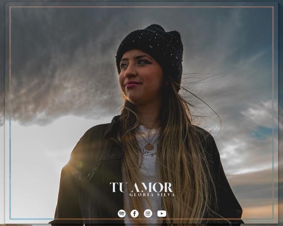 "Gloria Silva lanza un nuevo sencillo ""Tu Amor"""