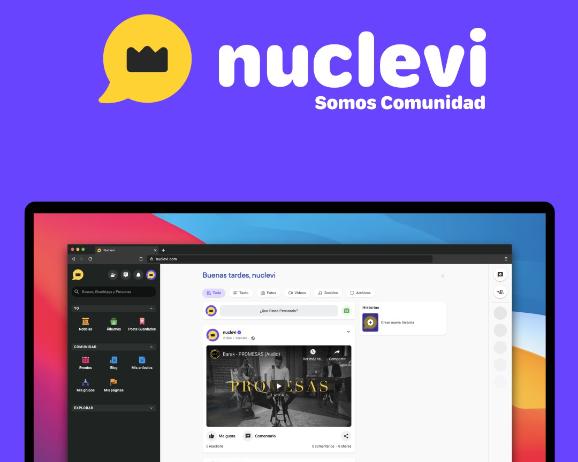 Nuclevi la nueva red social de la comunidad Cristiana