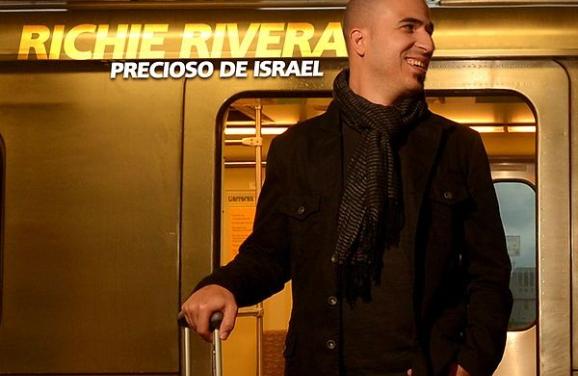 Richie Rivera y Julissa cantan a dúo «Precioso de Israel»