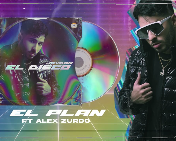 """""""El Disco"""" y """"El Plan"""" lo nuevo de Jaydan"""