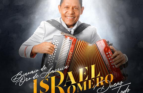 "Israel Romero presenta ""Dueño de mi todo"""