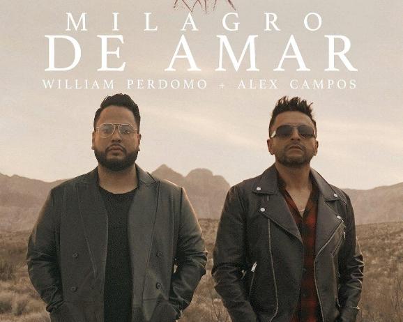 """""""Milagro de amar"""" William Perdomo + Alex Campos"""