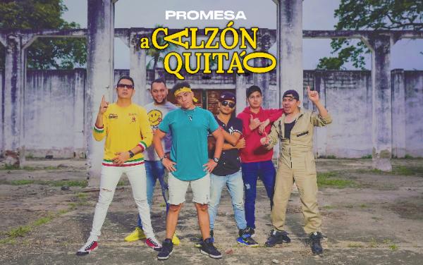 """Promesa lanza su nuevo sencillo """"A CALZON QUITAO"""""""
