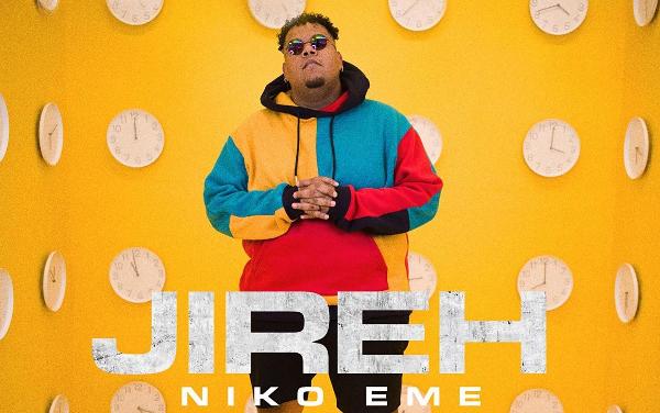 Niko Eme presenta Jireh, el primer sencillo de su anticipado álbum TNT Dímelo