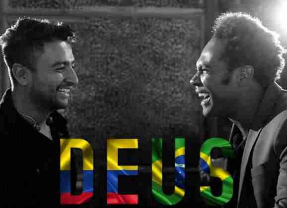 Deus el nuevo sencillo de Alex Campos feat Thalles Roberto