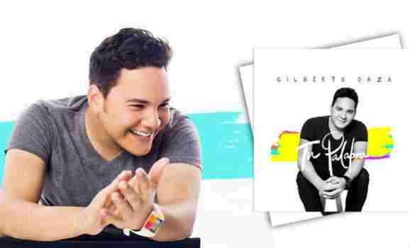 """""""Explícame tanto amor"""" lo nuevo de Gilberto Daza"""
