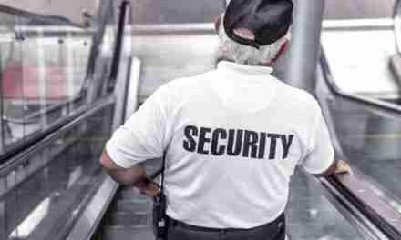 Jefes de seguridad del templo