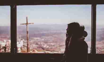Una cruz muy pesada en mi pasado